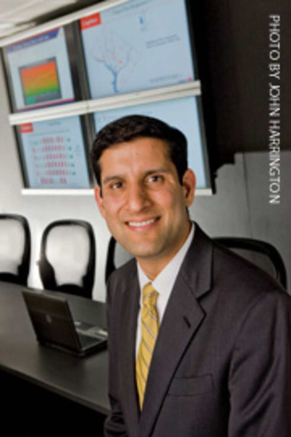 Vivek Kundra, chief information officer of the United States ...