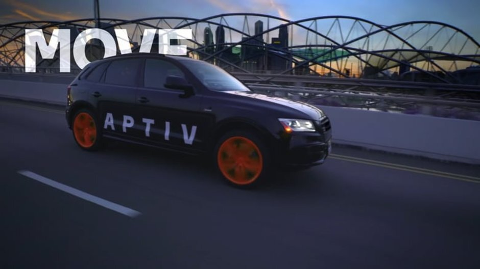 Aptiv Shows Off Self-Driving Cars in Las Vegas During Consumer ...