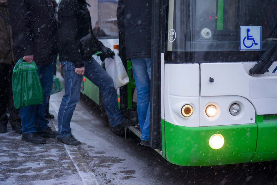 Bus Transit Is Back, Thanks to Technology (Contributed)