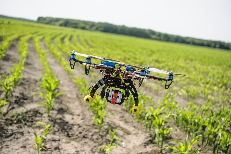 Drone Program Will Train Students For Agricultural Uses
