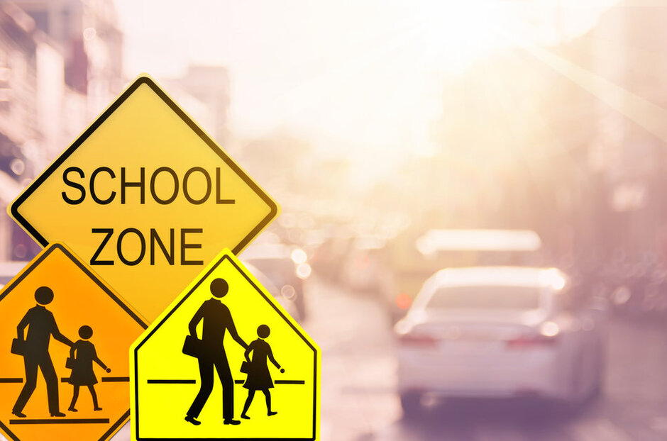 New Georgia Law Opens School Zones for Traffic Enforcement Cameras