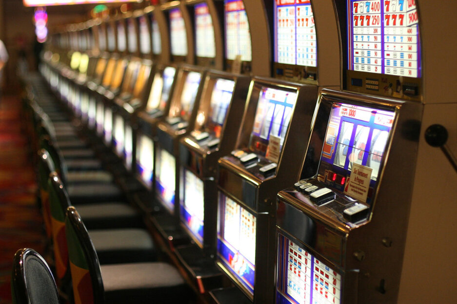 Are slot machines legal in oregon online gambling ombudsman australia