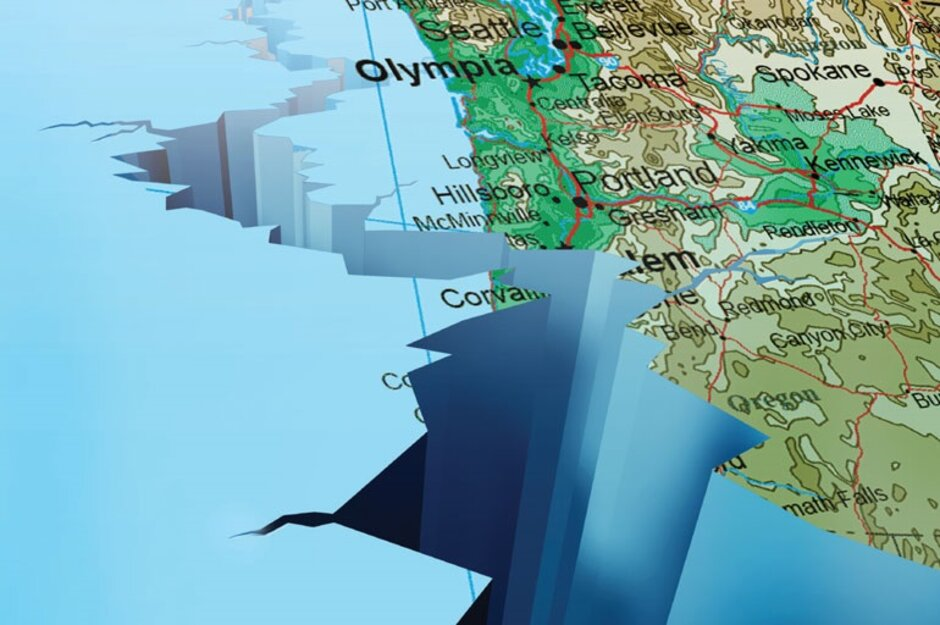 Cascadia Subduction Zone is California's Biggest Earthquake Threat