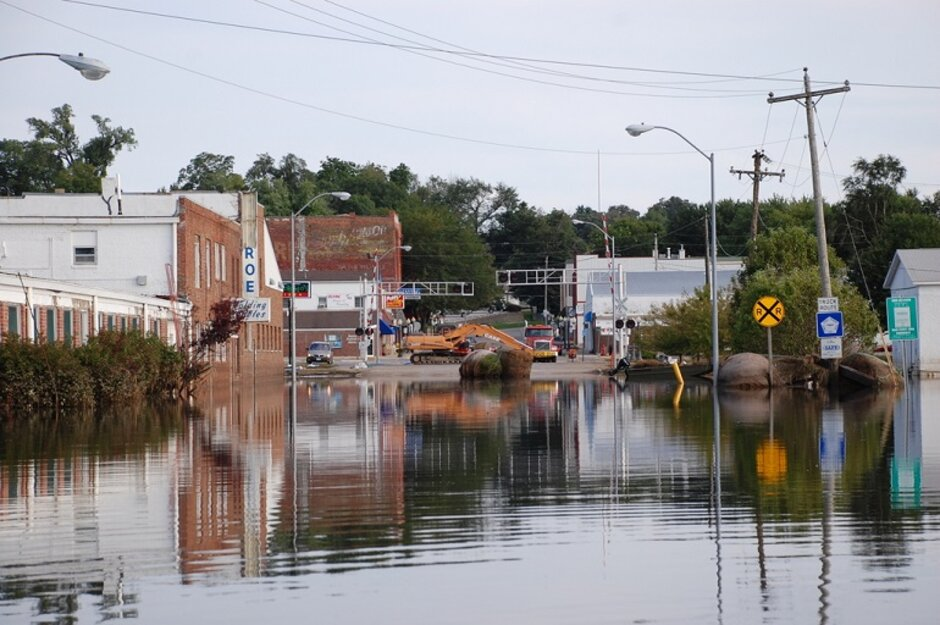 Belief Reality Must Converge To Fund Iowa Citys Big Flood