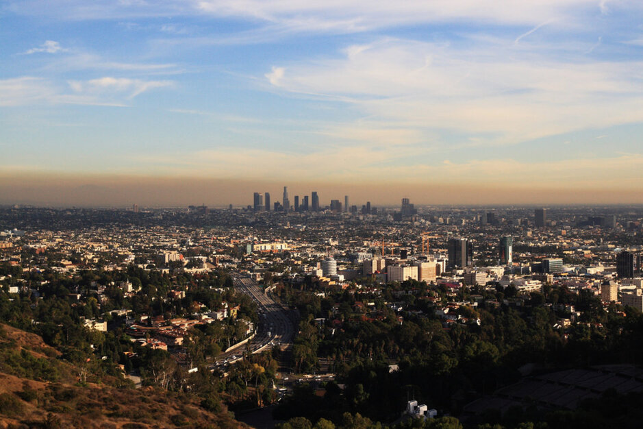 Epa ramps up air quality standards los angeles haze sciox Gallery