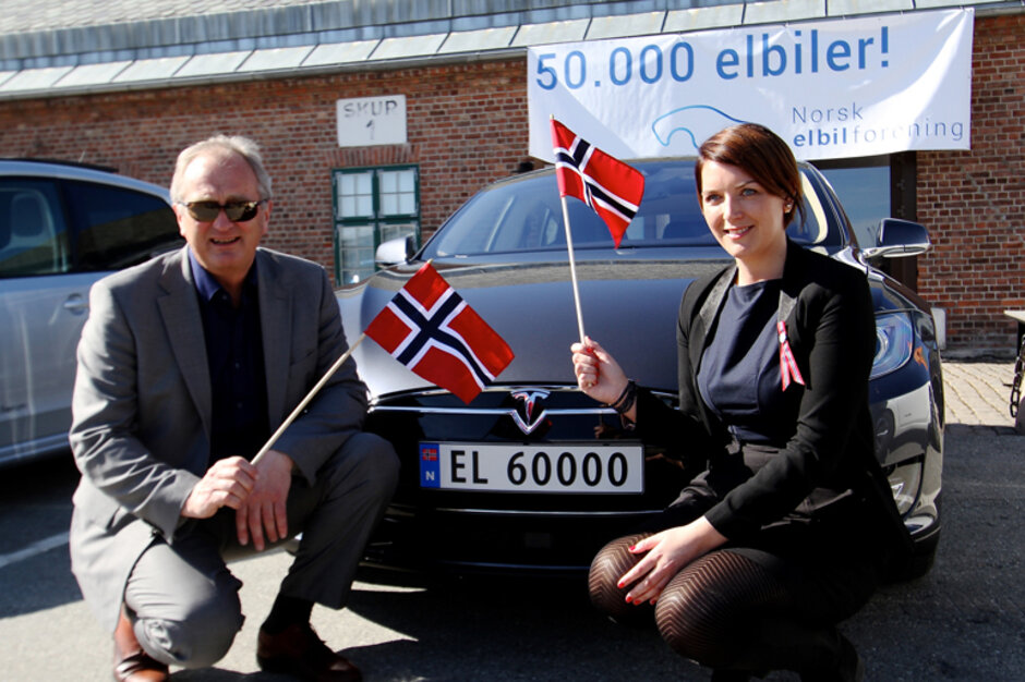 Norway Leads in Global Electric Vehicle Development
