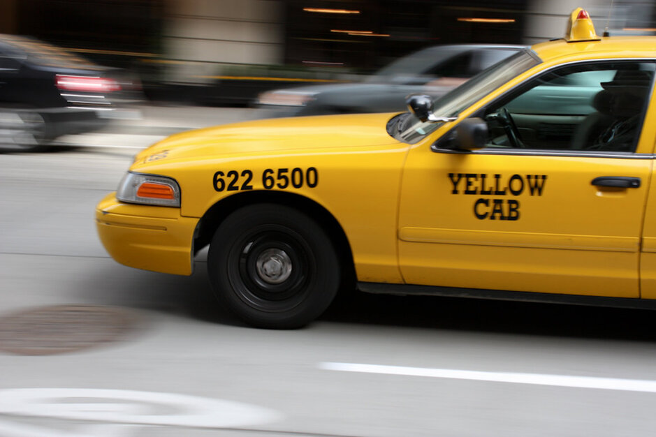 Yellow Cab S Ride Sharing App Finally Hitting The Streets