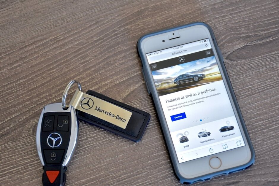 new car launches in germanyMercedesBenz Launches New CarSharing App