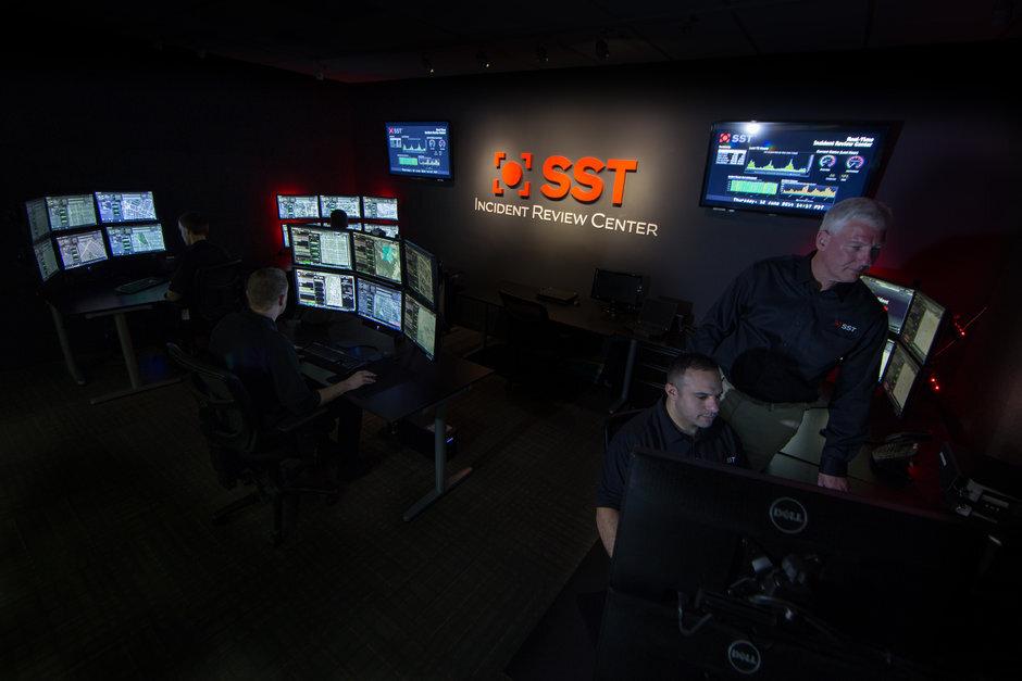 SST Incident Review Center