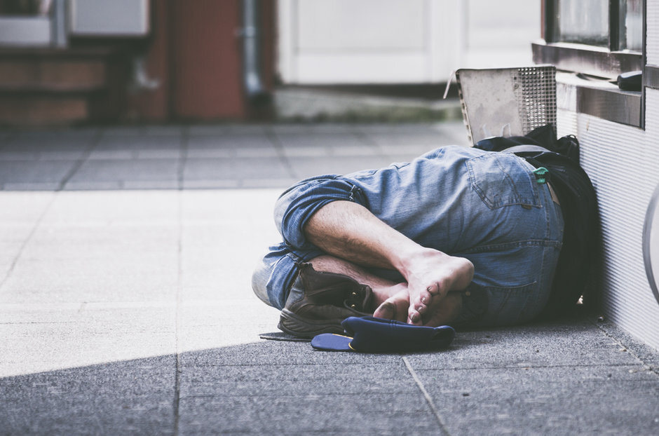 Without Id Homeless Trapped In Vicious Cycle
