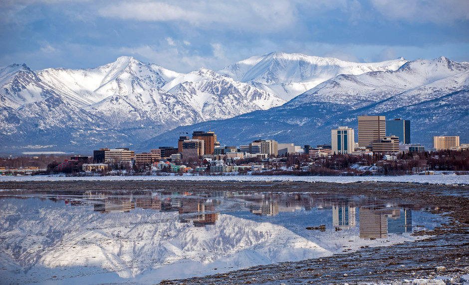 What time is in anchorage alaska now