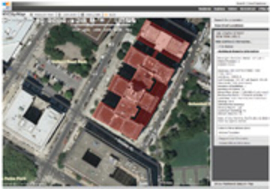 Nyc Map Gis.New York City S Digital Map Puts In Depth Gis Data A Few Clicks Away