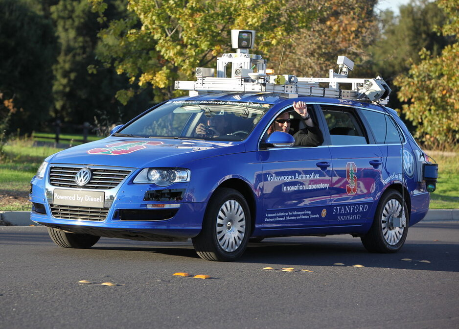 Tennessee: A Leader in Self-Driving Vehicle Development?