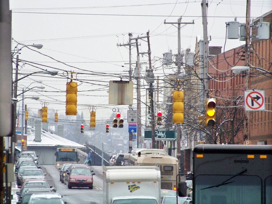 Brief: Pittsburgh Expanding 'Smart Signals' to Ease Traffic in ...