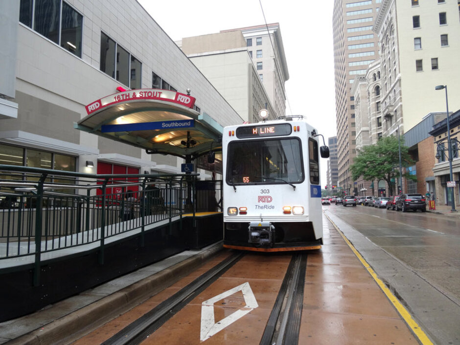 Denver Mass Transit Forms Partnership with Uber