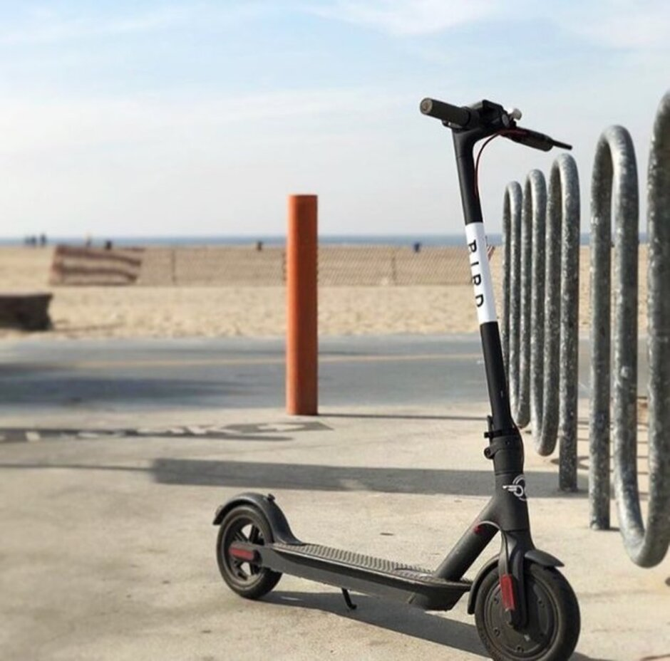 scooter-sharing takes to the streets
