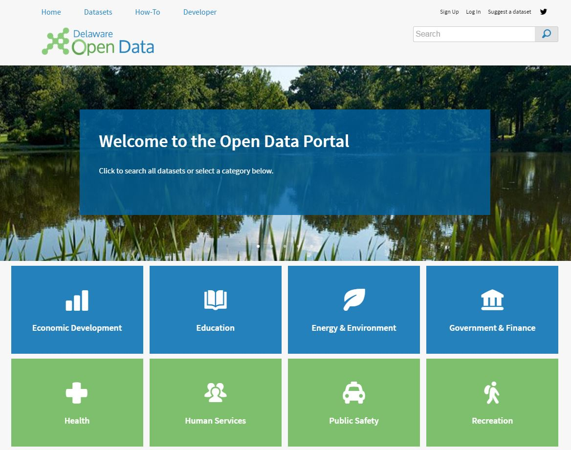 Delaware Unveils Collaborative Data Project, Portal