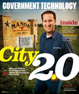 Dustin Haisler, CIO, Manor, Texas