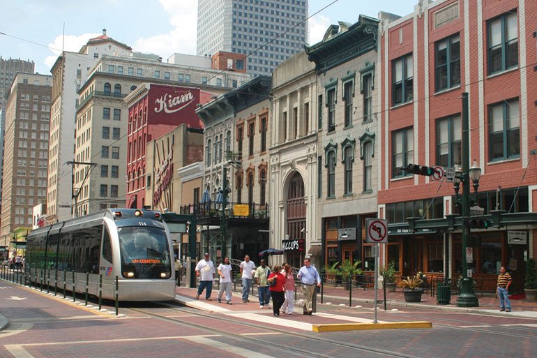 Rent A Car In Houston Downtown