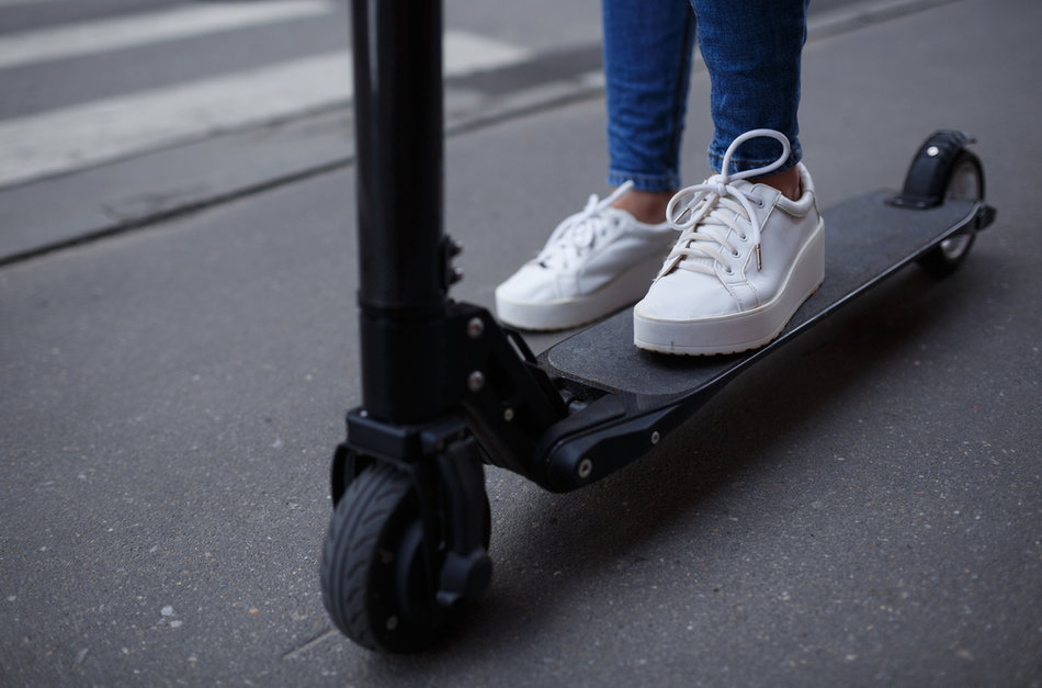 Portland Ore Nears E Scooter Deployment After