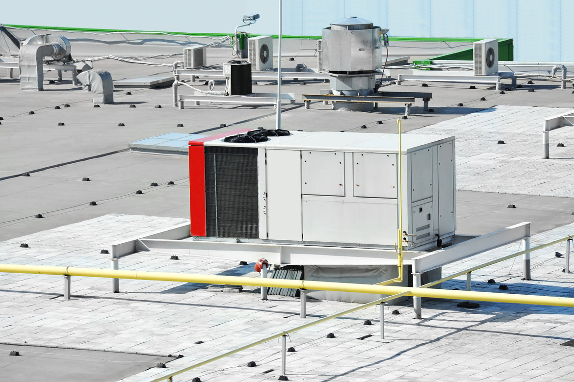 Roof Hvac Units : U s doe sets largest ever appliance efficiency standard