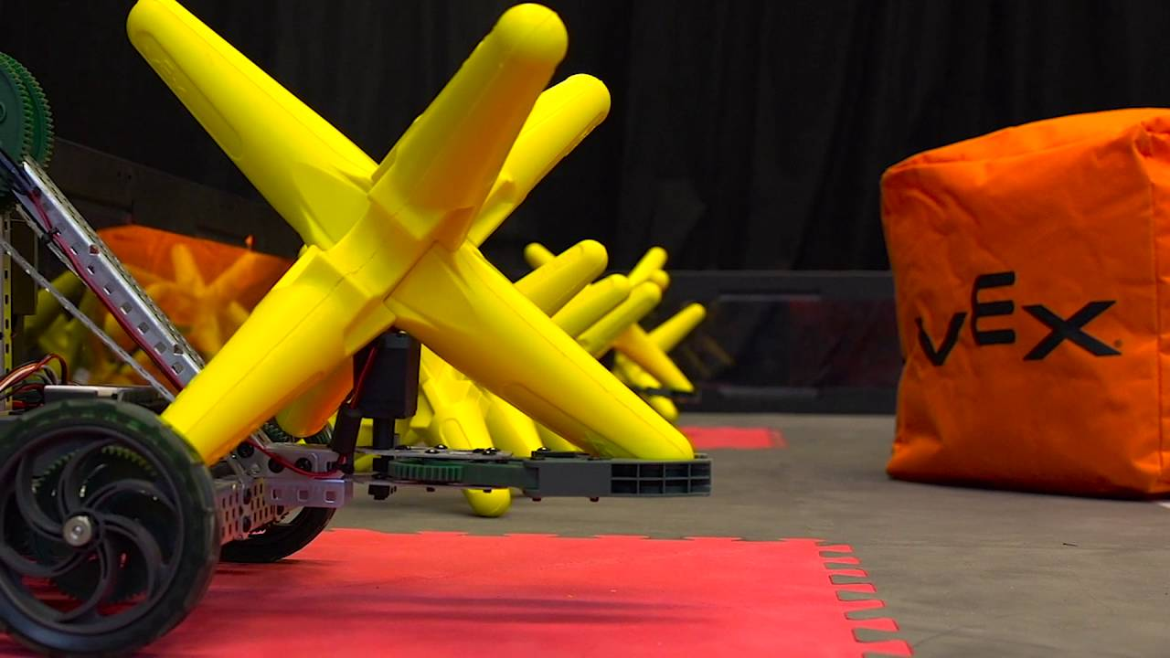 Robotics Competition Allows Students To Apply Stem Skills