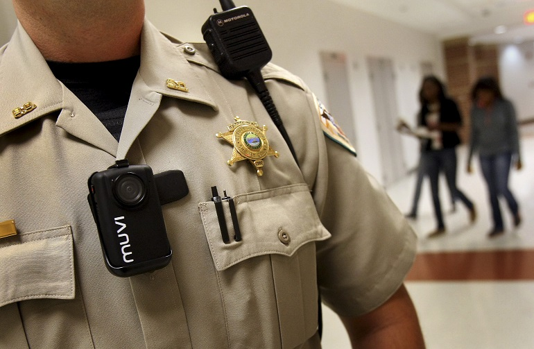 ACLU Recommends New Rules for Police Body Cameras