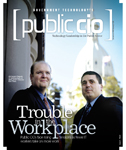 December 2008/January 2009 Public CIO Cover