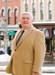 Edward E. Hemminger, CIO, Ontario County, N.Y./Photo by Michael Okoniewski