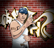 Law Enforcement Database Tracks Gang Members Statewide/Illustration by Tom McKeith