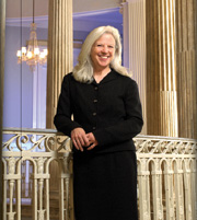 Linda Gibbs, deputy mayor for Health and Human Services, New York City/Photo by David Lubarsky