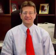 George Bakolia, outgoing CIO, North Carolina/Photo courtesy of North Carolina