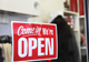 Open for business sign/Photo copyright by iStockphoto