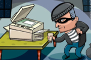 Digital Copier security/Illustration by Tom McKeith