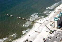 Navarre Beach, Fla./Photo courtesy of Santa Rosa County, Fla.