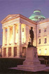 North Carolina Capitol Building in Raleigh