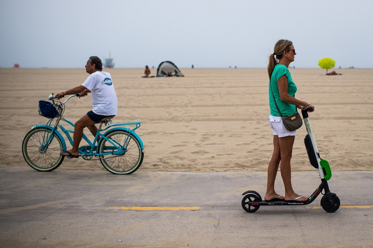 Making Electric Scooters Work for Cities