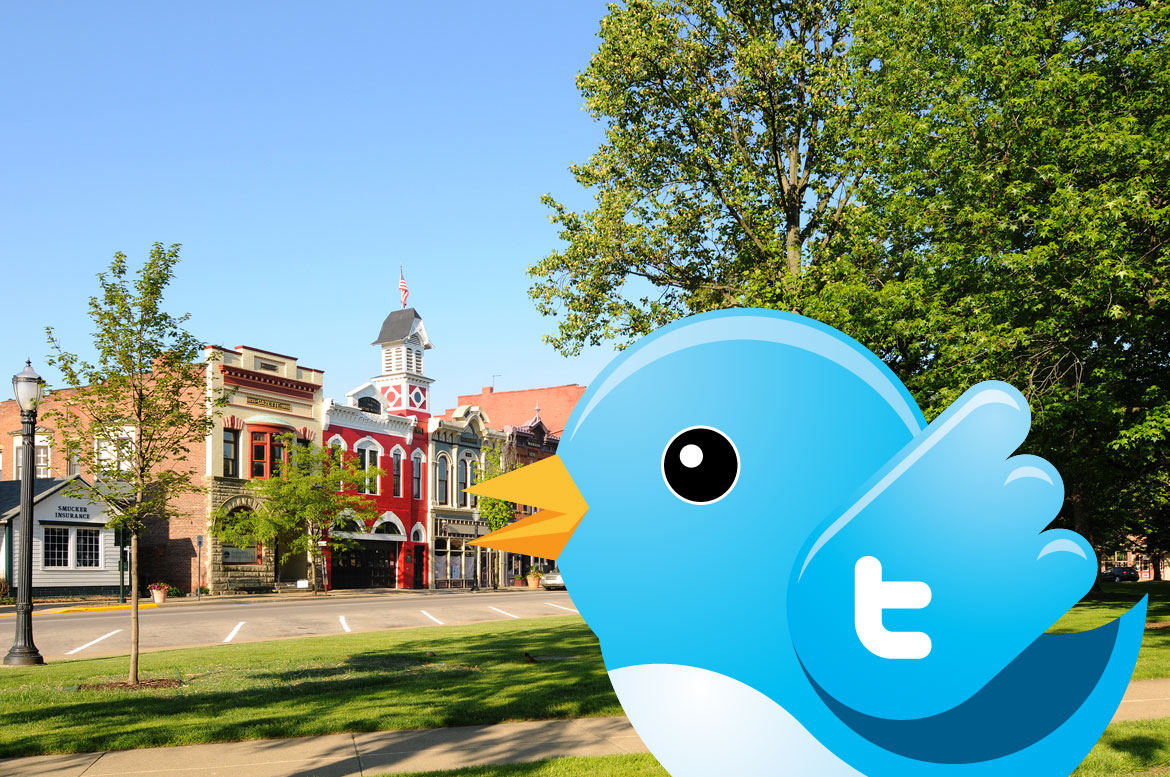 New study shows link between community well-being and Twitter